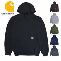 カーハート パーカー スウェット メンズ Carhartt K121 ポケット付き 無地 プルオーバーパーカー トップス ファッション ブランド 大きい
