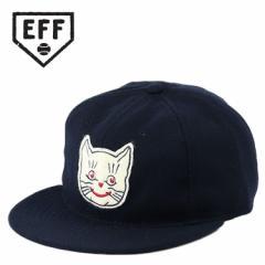 Ebbets Field Flannels エベッツフィールドフランネルズ キャップ Kansas City Katz メンズ 帽子 ビンテージ ヴィンテージ 野球帽