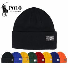 ポロ・ラルフローレン ニットキャップ ニット帽 CLASSIC TAG タグ メンズ レディース 帽子 ビーニー ブランド Polo Ralph Lauren メール