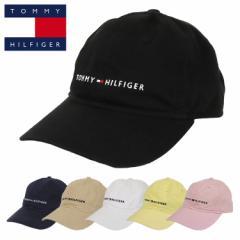 トミーヒルフィガー キャップ メンズ レディース 帽子 TOMMY HILFIGER LOGO CAP ブランド ロゴ 人気