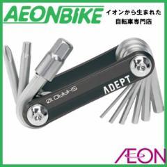 ADEPT アデプト 携帯工具 シャード 10 ブラック TOL35800