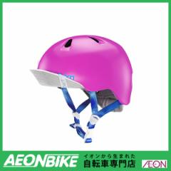bern (バーン) NINA 子供用 ヘルメット ニーナ Satin Hot Pink S/Mサイズ BE-VJGSPNKV-12