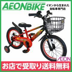 子供用 自転車 幼児車 アイデス ウィズフレンド Smile 18 カーズ レッド 変速なし 18型 お店受取り限定