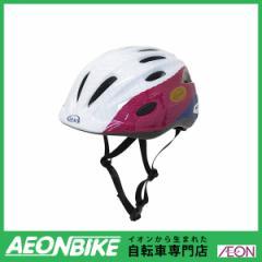 ラキア (LAKIA) カジュアルヘルメット デニムストライプ 52-56cm(3-6歳)