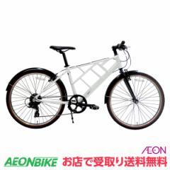 マウンテンバイク (XDS) TRU1.0 WHITE 430mm 外装7段変速 26型 お店受取り限定