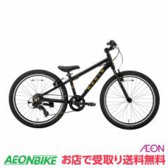 お得なクーポン配布中!子供用 自転車 マリン (MARIN) DONKY JR24 6S 2020年モデル M.BLACK 外装6段変速 24インチ お店受取り限定