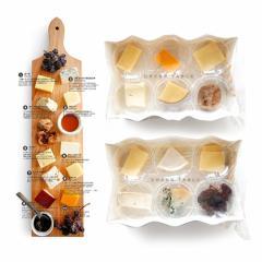 チーズ 【送料無料】チーズ 詰め合わせ 世界の10種類のチーズと2種類のドライフルーツが入ったチーズの詰め合わせ!全部で10種類!【約24