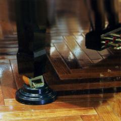 ピアノ転倒防止具 ニューストップグランドピアノ用 防災用品 防災グッズ 転倒防止