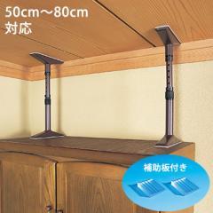 マグニチュード7ML-80茶(ブラウン)(50cm〜80cm用)[2本1組]