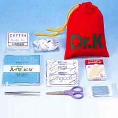 救急セット Dr.Kドクターケー 巾着型