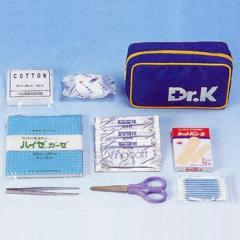 救急セット Dr.Kドクターケー ベルトポーチ型