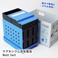 非常電源 非常用マグネシウム空気電池 Watt Satt ワットサット  藤倉コンポジット
