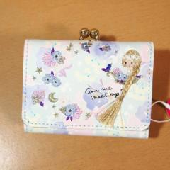 フェアリーテイル ミニ財布(ラプンツェル) 29500/三つ折り財布 お札入れ プチフルール カード入れ