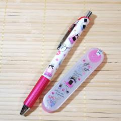 書きやすさバツグン エナージェルシャープペン&替え芯(コスメ柄/0.5mm芯) 32483s/可愛い筆記具