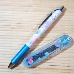 書きやすさバツグン エナージェルシャープペン&替え芯(シェル柄/0.5mm芯) 32485s/可愛い筆記具