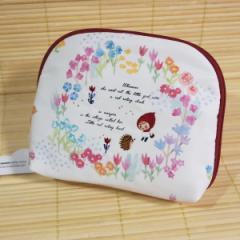 フェアリーテイル ソフトポーチ (赤ずきん)化粧ポーチ 49696/Fairytail 軽くてコンパクト 赤