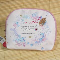 フェアリーテイル ソフトポーチ (マーメイド)化粧ポーチ 49699/Fairytail 軽くてコンパクト ピンク