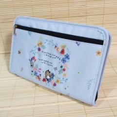 フェアリーテイル メディカルケース(アリス) 49742/母子手帳入れ プチフルール カード入れ