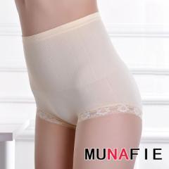 【送料無料】 MUNAFIE 矯正下着 補正 ソフト ガードル ショーツ 骨盤 産後ケア 全3色