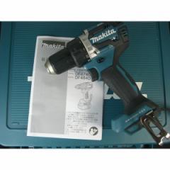 マキタ 充電式ドライバドリル DF474DZ(青) DF474DZB(黒) 本体+ケース コードレス 高剛性アルミボディを採用 14.4V対応 セット品をバラし