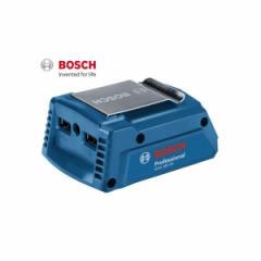 在庫有 ボッシュ コードレスUSBアダプター GAA18V-24 最大出力2.4AでUSB機器の急速充電が可能 USBポート2個搭載  14.4V対応 18V対応