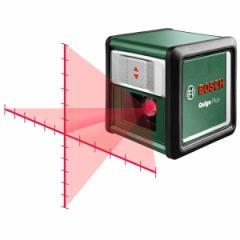 ボッシュ クロスラインレーザー クイーゴ QUIGO PLUS マルチマウントクリップを標準装備 ◎