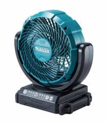マキタ 充電式ファン CF101DZ 本体のみ 扇風機 首振り機能付 AC100V使用可能 羽根径180mm 最大風速180m/min 10.8V対応 makita