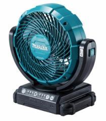 マキタ 充電式ファン CF102DZ 本体のみ 扇風機 首振り機能付 AC100V使用可能 羽根径180mm 最大風速180m/min 14.4V対応 18V対応 makita