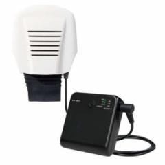 昭和商会 スーパーヘルクール プレミアム N16-26 ヘルメット用送風機 扇風機 フル充電で最大10.5時間作動 熱中症対策に