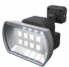 ムサシ 4.5W ワイド フリーアーム式 LED乾電池センサーライト LED-150 ライテックス 400ルーメン LED寿命約40000時間 musashi ポイントUP