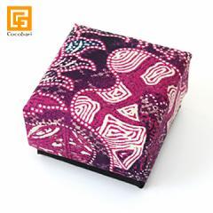 BOX SET(Batik purple) オーガンジー付き(単品での購入不可・ガムランボールと一緒に必要数のみでご購入下さい) メール便対応可    ギフ