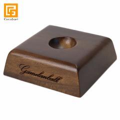 LLサイズ専用の木製の台座  メール便対応可  ガムランボール スタンド バリ雑貨 インテリア ココバリ おしゃれ インテリア