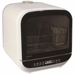 食器洗い乾燥機 ジェイム タンク着脱式 ホワイト エスケイジャパン SDW-J5L-W