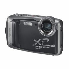 富士フィルム FUJIFILM コンパクトデジカメ FX-XP140DS ダークシルバー
