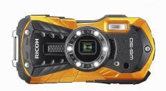 デジタルカメラ RICOH 防水カメラ 防塵 リコー オレンジ WG-50OR