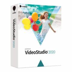 ソースネクスト パソコンソフト VideoStudio2020