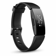 スマートウォッチ ウェアラブル端末 加速度センサー 睡眠検知 ブラック Fitbit FB413BK