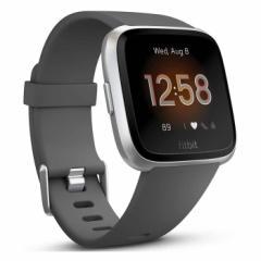 スマートウォッチ タッチスクリーン フィットネストラッカー 睡眠ステージ記録 活動量計 歩数&距離&カロリー記録 Fitbit FB415SR