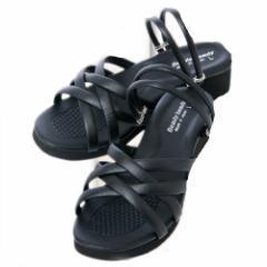 昭光プラスチック製品 O脚対策 美脚クロスバンドサンダル L 8099922