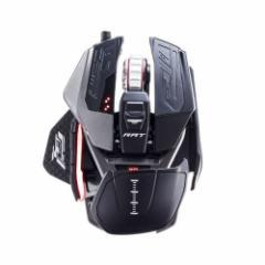 ゲーミングマウス R.A.T. PRO X3 黒 マッドキャッツ MR05DCINBL001-0J