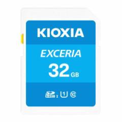 UHS-I対応 Class10 SDXCメモリカード 32GB KIOXIA KSDU-A032G