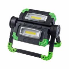 LED両面ポータブルライト ELPA DOP-WL30