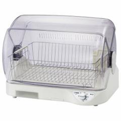 食器乾燥機 サラピッカ Ag抗菌 ホワイト タイガー DHG-T400