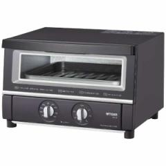 コンベクション トースター 断熱Wガラス 熱風コンベクション 黒遠赤ヒーター ワイド庫内 タイガー 魚 トースト 冷凍ピザ グラタン もち