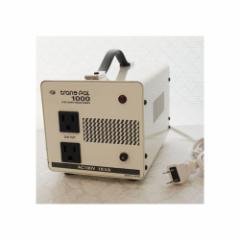 スワロー電機 受注生産のため納期約2週間ダウントランス 120V→100V / 1000W PAL-1000AP