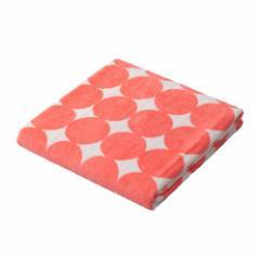 バスタオル かわいい マイクロファイバー カラクリオバスタオル ピンク CBジャパン