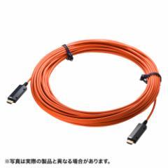 サンワサプライ HDMI2.0光ファイバケーブル KM-HD20-PFB15