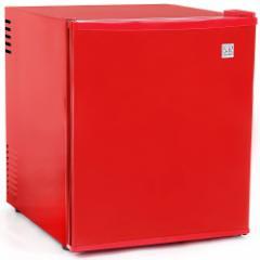 冷蔵庫 サンルック Sun Ruck 1ドア冷蔵庫 SR-R4802RD レッド