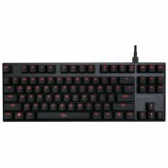 キングストン HX-KB4RD1-US/R1 有線ゲーミングキーボード[USB 3.0]HyperX Alloy FPS Pro English (赤軸) HX