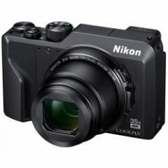 ニコン COOLPIXA1000BK コンパクトデジタルカメラ COOLPIX(クールピクス) ブラック COOLPIXA1000BK